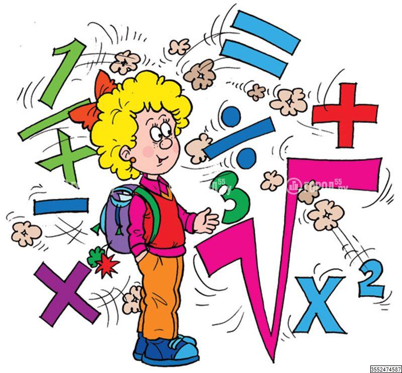 Смешные рисунки на тему математика, букеты цветов