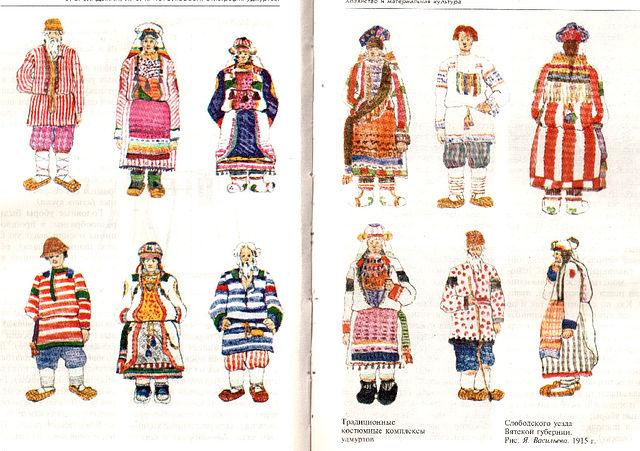 Картинки народы урала для детей