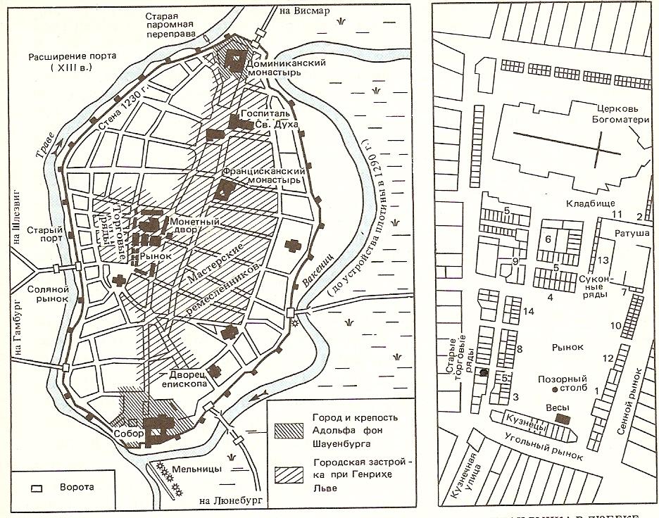рассмотрите рисунок схему средневекового города составьте его описание по иллюстрации карта новороссийска