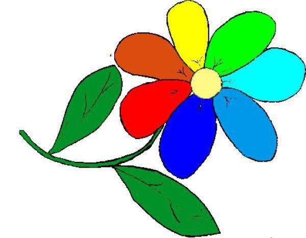 Днем, цветик семицветик открытка