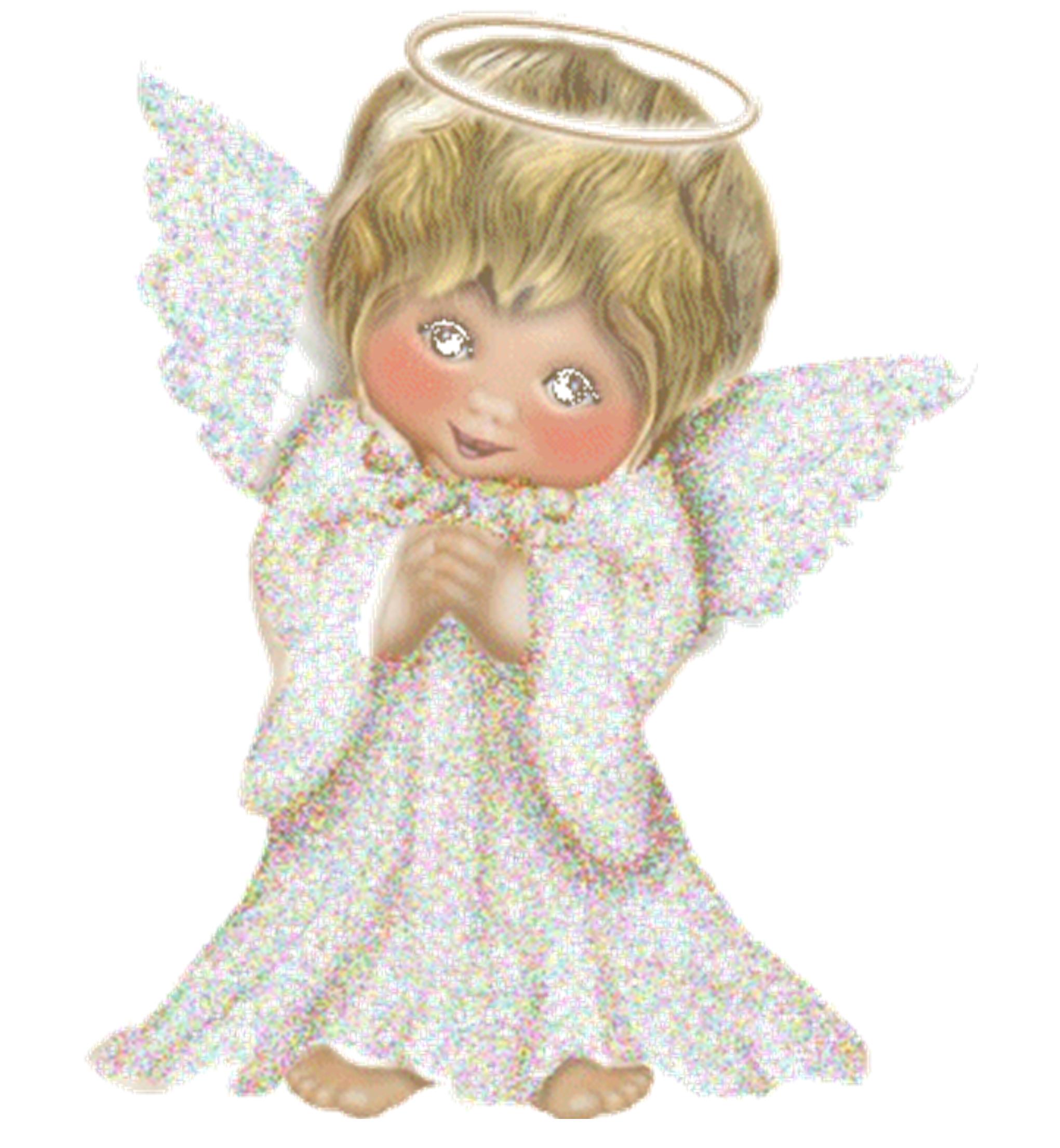 картинки анимашки ангелы огромные