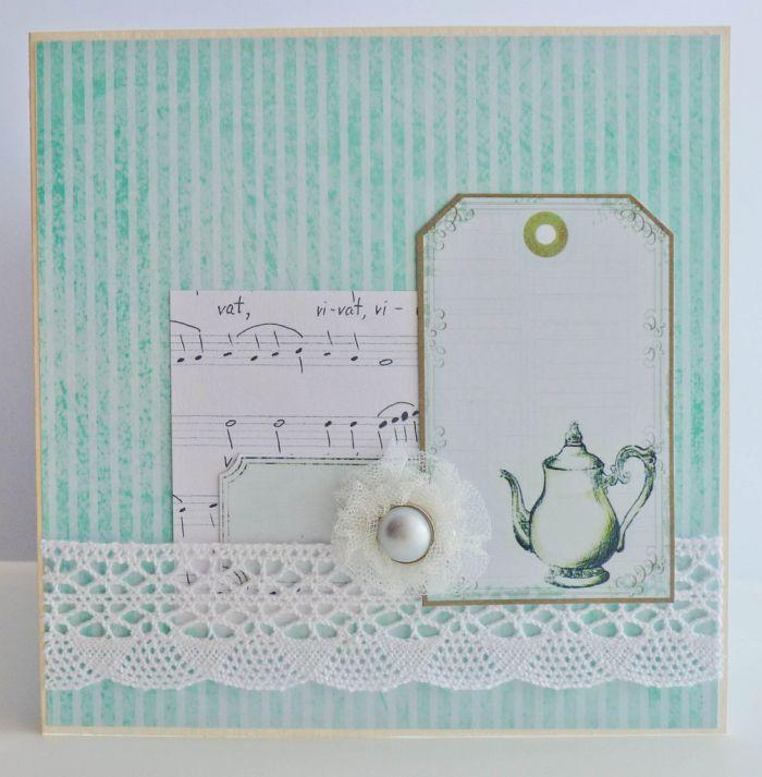 Простые открытки в стиле скрапбукинг, открытки новорожденным рома